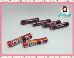 R�tulo Baton Personalizado Super Her�is