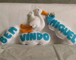 Decora��o Chegada do beb�