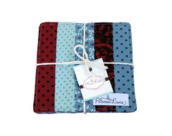 KIT COASTERS PATCHWORK