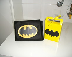 Capa Batman Super herois
