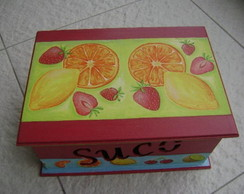 Caixa de Suco G Frutas
