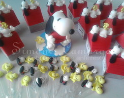 Kit festa Snoopy (41 pe�as)