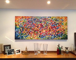 PAINEL ABSTRATO 80x180 COD 752