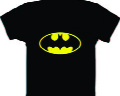 Camisetas Super Her�is Diversos Modelos