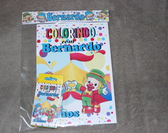 Revista Para Colorir KIT PATATI PATATA