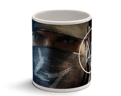 Caneca Cer�mica - Game Watch Dogs 03