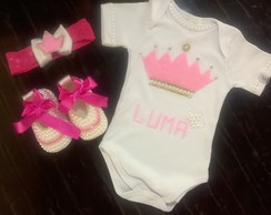 Kit Luxo Baby - 3 pe�as