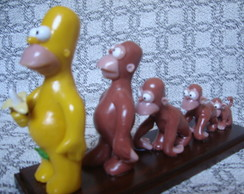 evolu��o do homer