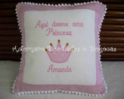 Almofada Princesa