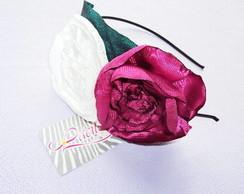 Tiara de Flor Duo