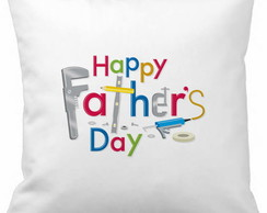 Capa Almofada Happy Father's Day