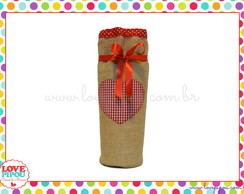Wine Bag com fita