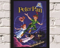 Quadro Peter Pan Disney
