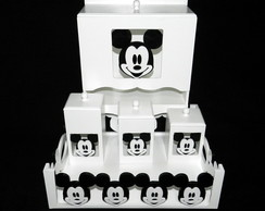 KIT BEB� MICKEY - 5 PE�AS