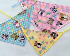 Pet: Bandanas e Cachec�is