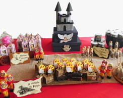 Produ��o de Festa Harry Potter