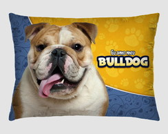 TRAVESSEIRO PET - BULLDOG