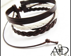 Pulseira brown basic