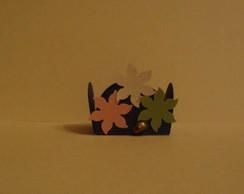 Forminhas de papel -  Estrela do Mar