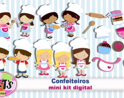 CONFEITEIRA - MINI KIT