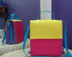 Lunch Bag - Lancheira T�rmica Colorida A