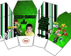 10 Caixa China in Box Ben 10