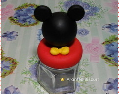 pote Mickey biscuit