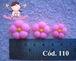 C�d. 110 Molde de flor gorda M