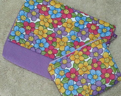 Case para Notebook Margaridas