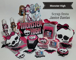 Scrap Festa MONSTER HIGH