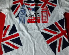 Mod.18 Camiseta Reino Unido London