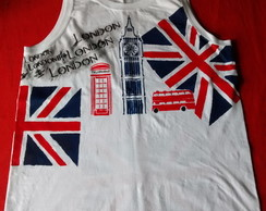 Mod.19 Camiseta Reino Unido London