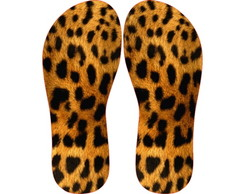 CHINELO PERSONALIZADO, ANIMAL PRINT.