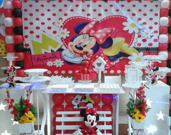 Decora��o Festa Minnie