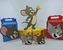 kit scrap festa tom e jerry