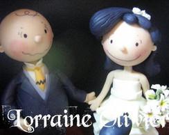 Noivinhos - Charlie e Lucy Brown
