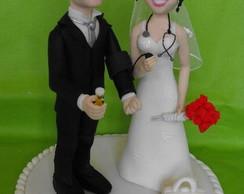 casal enfermeira e Engenheiro