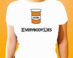 Camiseta - Everybory Lies House F/M