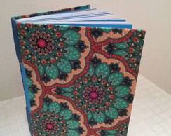 Caderno Costura Artesanal Longstitch