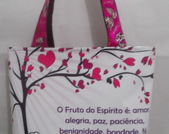 Kit com 10 bolsas Fruto do Espirito