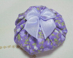 SACH� BABY B2 FLORAL ROXO