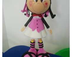 Molde Virtual Monster High