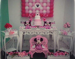 Decora��o Minnie R$200,00 � retirar