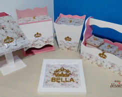 Kit Beb� Bella - 8 pe�as