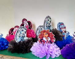 Monster High Papel de seda