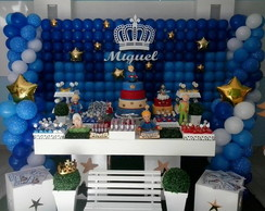 Decora��o Clean do Pequeno Pr�ncipe
