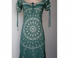 Vestido Ciganinha Ros�cea