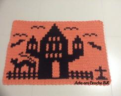 Tapete Croche Halloween comprar usado  Brasil