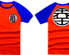 Camiseta Dragon Ball Z, Goku