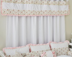 Cortina Quarto de Beb� Liberty